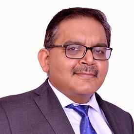 Dr Ashutosh Chauhan