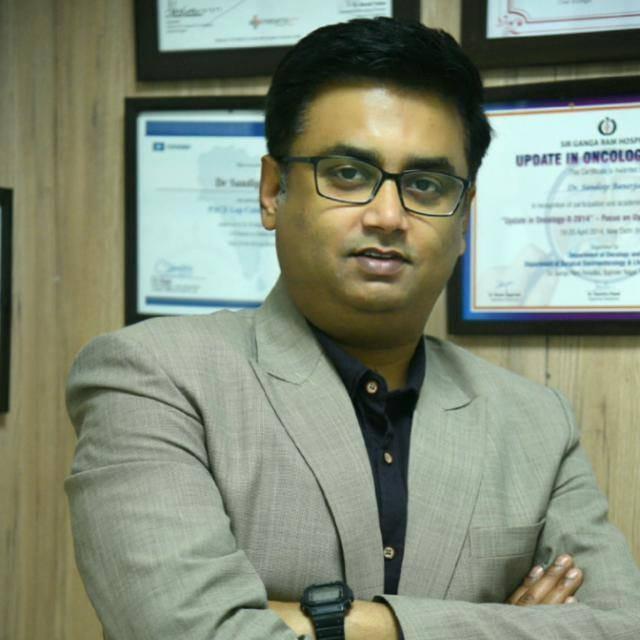 Image of Dr. Sandip Banerjee